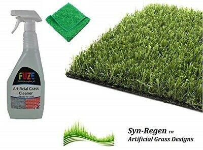 Artificial Grass Cleaner Fluid Spray 750ml Fake Lawn Dog Cat Pet Smell Remover
