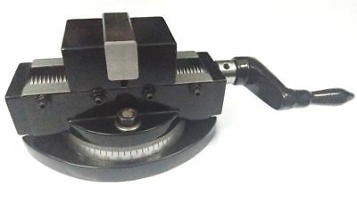 "Self Centering Milling Machine Vice with Swivel Base 2"" (50 MM)"