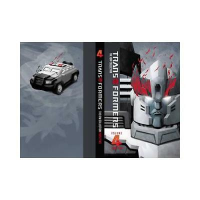 Transformers. Volume 4. The IDW Collection Phase Two by Metzen, Chris