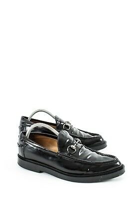 8c46d4bc4ac Rare Mens Gucci Horsebit Patent Leather Loafers Moccasins Formal Shoes 7.5Uk