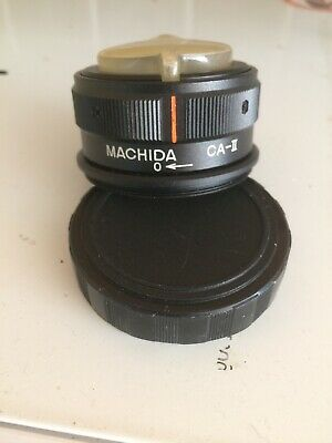 Machida  CA II Endoscope Camera Adapter