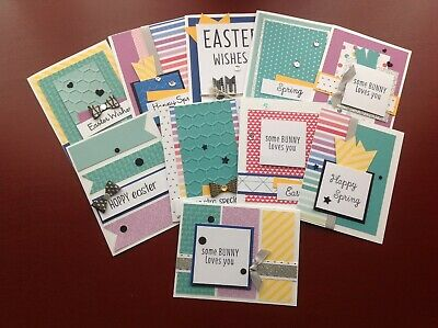 #466 Music Notes Printed /& Cut GIFT TAGS CARD TOPPERS