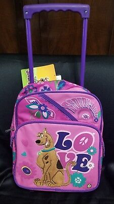 1833b432c SCOOBY DOO KID size backpack school bag Toddler Free water sports ...