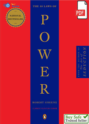 The 48 Laws of Power by Robert Greene [ PDF ] 🔥