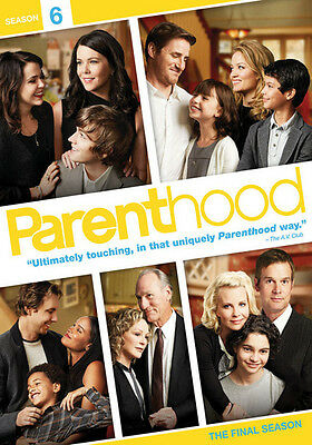 Parenthood (2010): The Complete Sixth Season (DVD,2015)