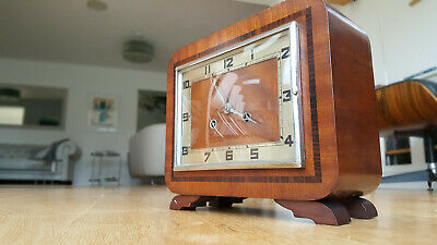 antique clock Art Deco