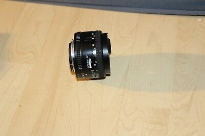 Nikon Nikkor AF Objektiv lens objectif 1.8/50mm  made in JAPAN !!