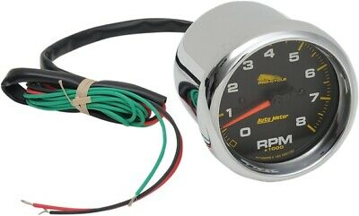 auto meter pro cycle high rpm tachometers 3 3 8in 19231 pro comp pro stock tach wiring pro cycle tach wiring #15