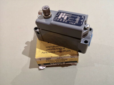 Square D 9007-Aw12 Limit Switch   Stock# S1923