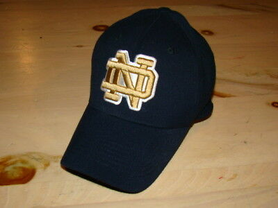 8e913663335aa Notre Dame Fighting Irish golfing fishing Hat Cap - Fitted sz S M One-