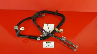 Mercedse 221 S550 Battery Ground Cable Connector Starter Negative Wire Oem