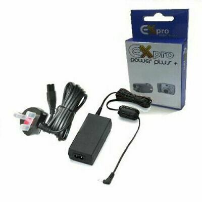Ex-Pro® Replacement AC-LS5 AC-LS5K ACLS5K.CEK AC Mains Power Adapter for Sony