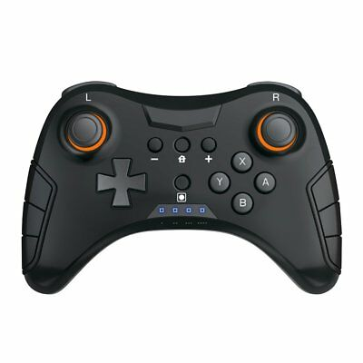 J&T Switch Wireless Pro Controller Gamepad Support Gyro Controls Dual Shock