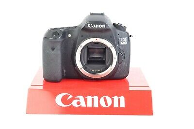Canon EOS 60D 18.0 MP Digital SLR Camera (Body Only) SC:15,860 - #C04009