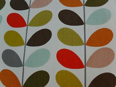 SOLD BY METER LENGTHS ORLA KIELY VINTAGE RETRO  FABRIC NEW