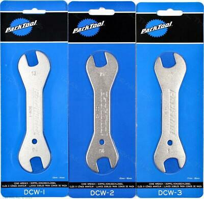 Park Tool DCW-1C Double Ended Cone Wrench-13.0 and 14.0mm-Bicycle Tool-New