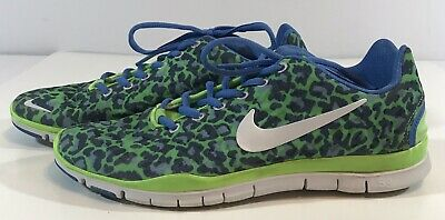 5ca19249cf66 Nike Free 5.0 TR Fit 3 Running Shoes sneakers 555159-300 Women s size 8.5