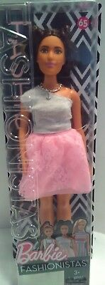Barbie Fashionista Dolls # 65 New girl collection kids toys