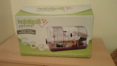 Jaula Hamster Habitrail Retreat Roedores Cage