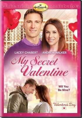My Secret Valentine (DVD,2019)