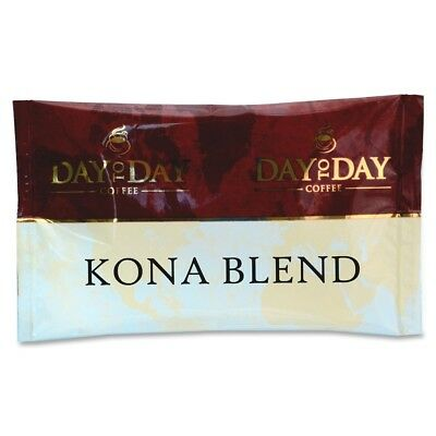 Papanicholas Coffee Coffee, Single Pot Pack, 42/ct, Day To Day Kona Blend Pot