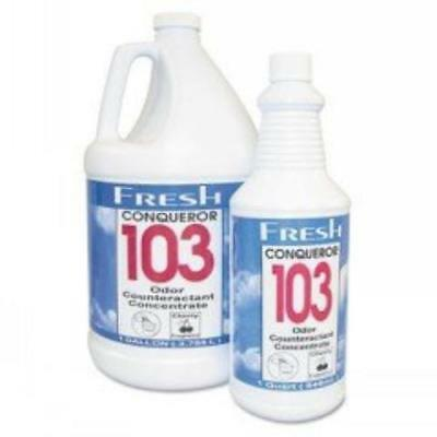 Fresh Products 1232WBCH Conqueror 103 Odor Counteractant Concentrate,