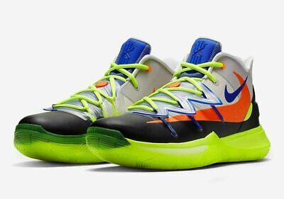 info for 01036 c73db Nike Kyrie 5 Rokit All Star TV PE Mens Size 13 Multicolor CJ7899-900