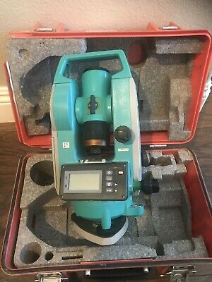 "Sokkia DT610 Electronic Digital Theodolite 7"" Survey Instrument 1.26.04"