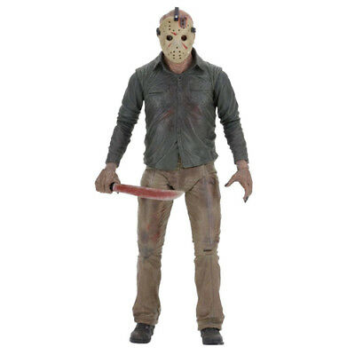 Friday 13 Part 4 - Ultimate Jason Voorhees Action-Figur Neca