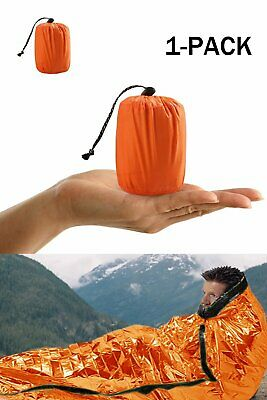Shayson Survival Sleeping Bag Emergency Bivvy Outdoor Camping and Hiking Blanket