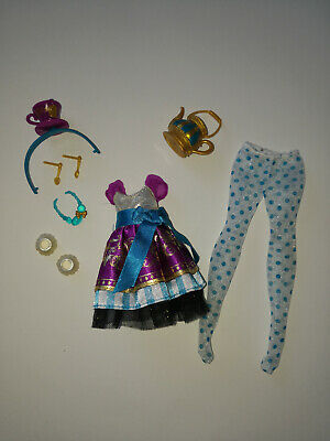 Monster High Mattell Outfit clothes Ever After High Madeline Hatter