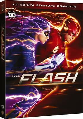 The Flash 5 - La Quinta Stagione Completa (5 Dvd) Serie Tv Dc Comics Italia