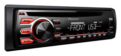 Pioneer Deh-1700Ub  Front Panel Only Faceplate Off