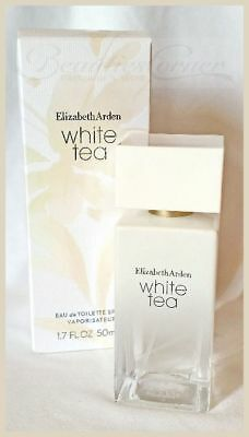 Elizabeth Arden - White Tea 50 ml EDT / Eau de Toilette - Neu Originalverpackt