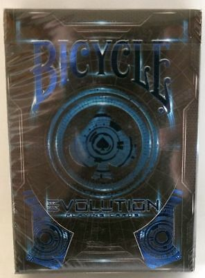 Bicycle Evolution Playing cards, air cushion,