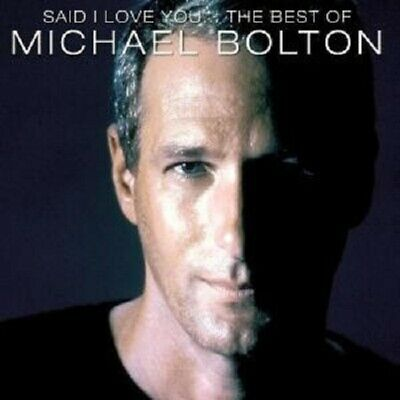 "Michael Bolton ""Michael Bolton-Best Of"" Cd New!"