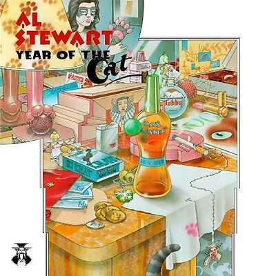 "Al Stewart ""Year Of The Cat"" Gatefold Vinyl LP Record (New & Sealed)"