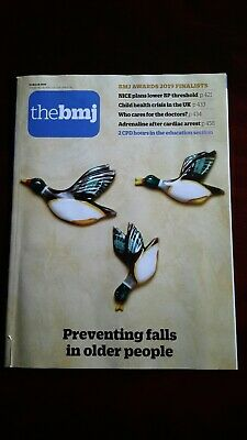 British Medical Journal BMJ 16 March 2019 (No. 8191)