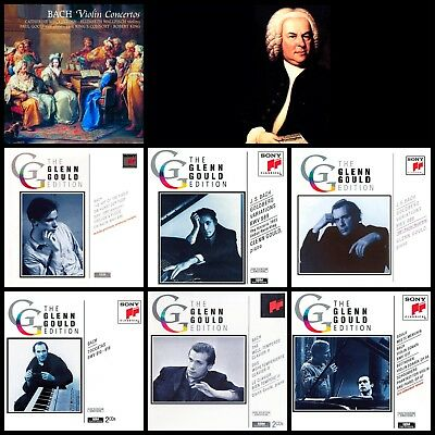 BACH + BEETHOVEN + MOZART [ 25 CDs ]