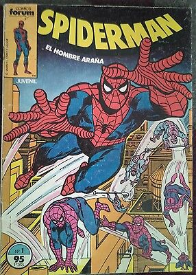 Spiderman Volumen 1. Forum 305 Numeros+22 Extras