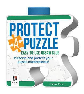 Protect-A-Puzzle Jigsaw Glue NEW