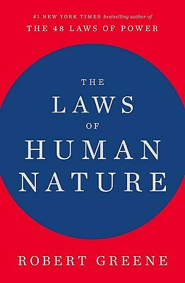 The Laws of Human Nature 2018 by Robert Greene [P-D-F]