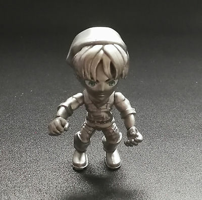 The Loyal Subjects Attack On Titan club 28 sliver Cleaner Captain Levi