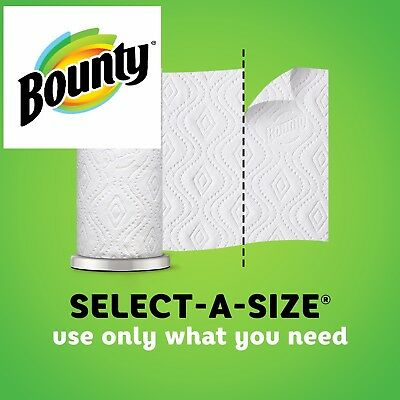 Bounty Select-A-Size Paper Towels Choose the Size, package may vary
