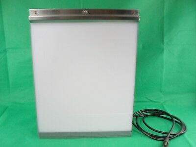 Vintage X-Ray Illuminator~Light Table~S&S X-Ray Products Broooklyn NY Model 160