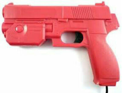 "AimTrak Light Gun Boxed ""RED"" assembled By Ultimarc works on MAME/PS2 NIB:"