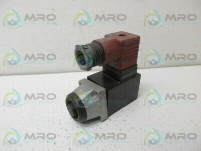 Rexroth Wu35-4-A-109 Solenoid Coil 120V *Used*