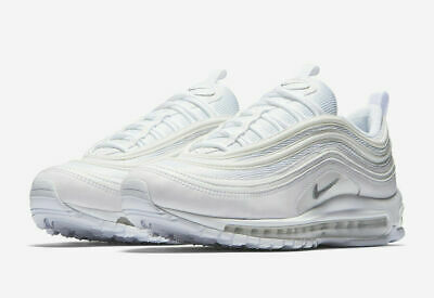 Ventilation Nike Air Max 97 White Red AR5531 002 Sneakers Men's Running Shoes