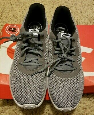 new concept d8cf1 e2564 Men s Nike Tanjun SE Casual Running Shoes Gunsmoke Vast Grey Size 10 844887  011