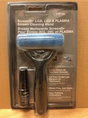 Screen Dr LCD, LED, Plasma Screen Cleaning Wand PACK OF 12